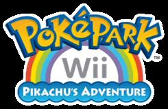 logo pokepark wii pikachu's adventure.png
