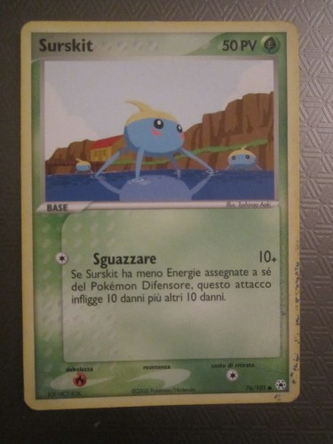 Carta Pokemon Surskit in Inglese.JPG