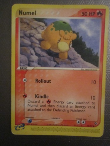 Carta Pokemon Numel in Inglese.JPG