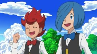 Pokemon Best Wishes Decolora Adventure BW140 Spighetto contro lo Sfidante di Ghiaccio! La Crisi della Palestra di Levantopoli!! 6.jpg