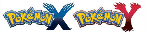 logo pokemon x e y