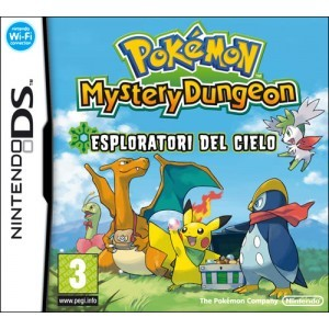 guida pokemon mystery dungeon esploratori del cielo