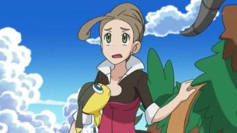 Pokemon Best Wishes Decolora Adventure BW140 Spighetto contro lo Sfidante di Ghiaccio! La Crisi della Palestra di Levantopoli!! 2.jpg