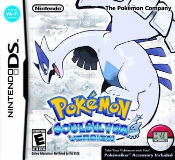 [NDS] Pokemon Versione Argento SoulSilver - ITA