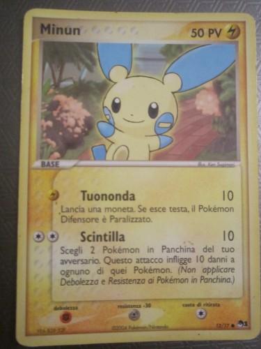 Carta Pokemon Minun.JPG
