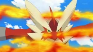 Episodio XY010 - Chespin contro MegaMegaMeowth!! di Pokemon X e Y 6
