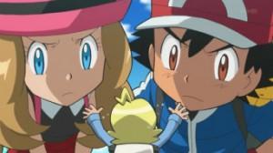 XY 009 Cattura la Palestra di Luminopoli! Il Segreto di Lem!! Pokemon X e Y 2