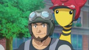 XY 009 Cattura la Palestra di Luminopoli! Il Segreto di Lem!! Pokemon X e Y