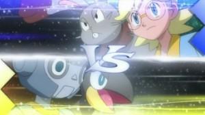 XY 009 Cattura la Palestra di Luminopoli! Il Segreto di Lem!! Pokemon X e Y 6