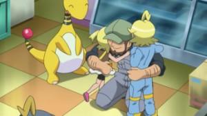 XY 009 Cattura la Palestra di Luminopoli! Il Segreto di Lem!! Pokemon X e Y 7