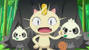 XY011 - Inseguimento nella Foresta Bamboo! Pancham e Pangoro!! di Pokemon X e Y 4