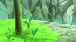 XY011 - Inseguimento nella Foresta Bamboo! Pancham e Pangoro!! di Pokemon X e Y 5
