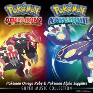 Pokemon Rubino Omega e Zaffiro Alpha COLONNA SONORA